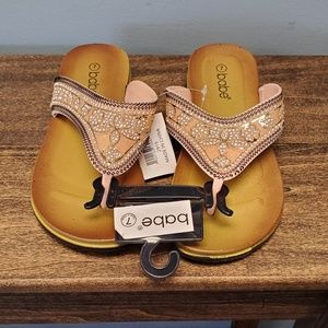 NWT Brand New Pink Sandals